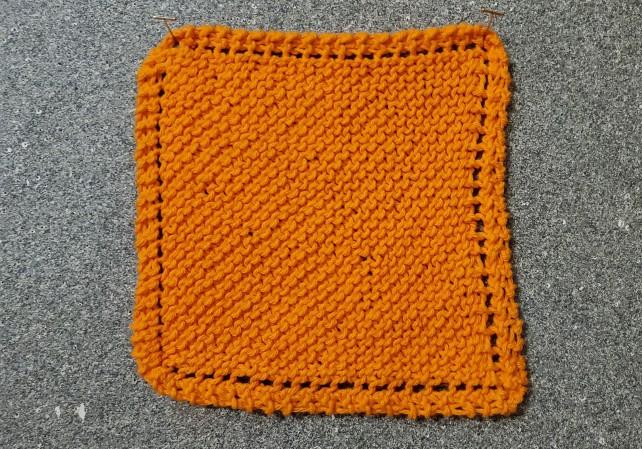 Bernat Bright Orange DC